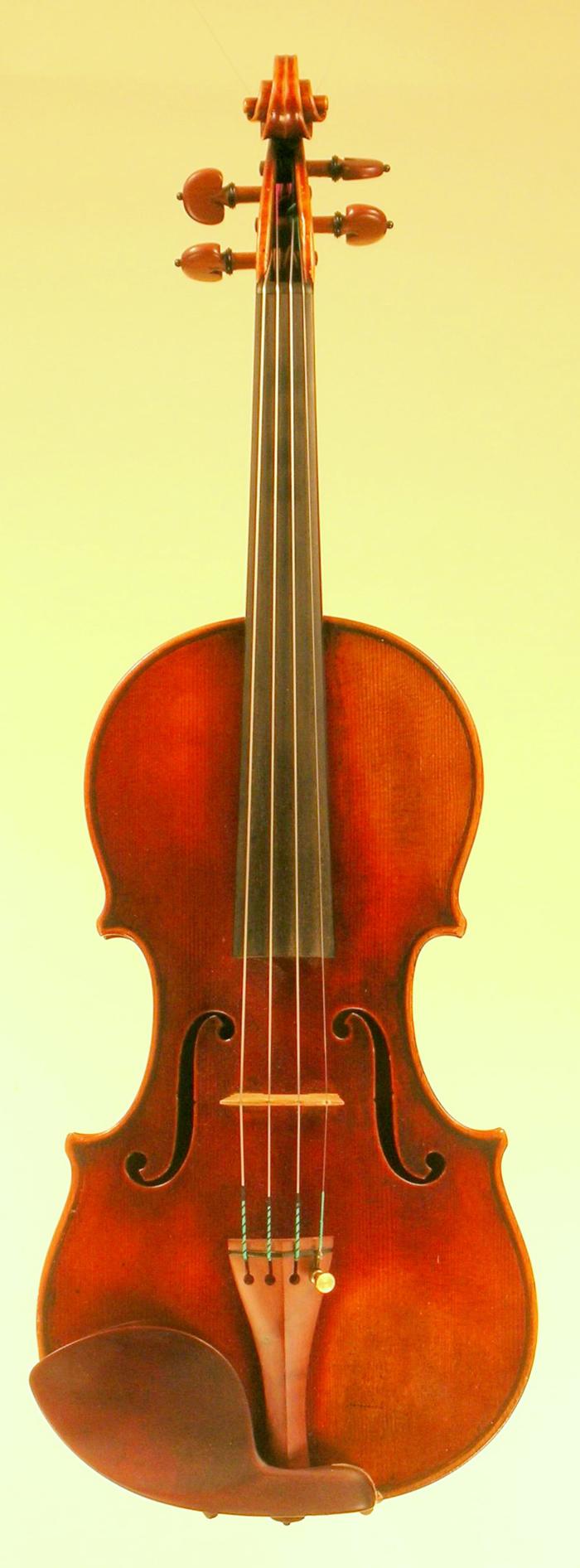 David gusset violin maker Vibeline